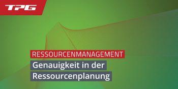 Header Ressourcenplanung Genauigkeit