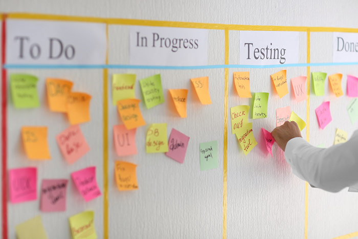 Agiles Arbeiten ist immer mehr gefragt