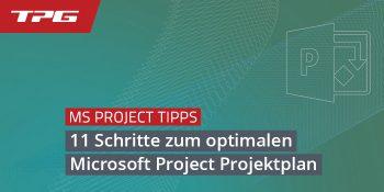 Header_11 Schritte zum optimalen Microsoft Project Projektplan
