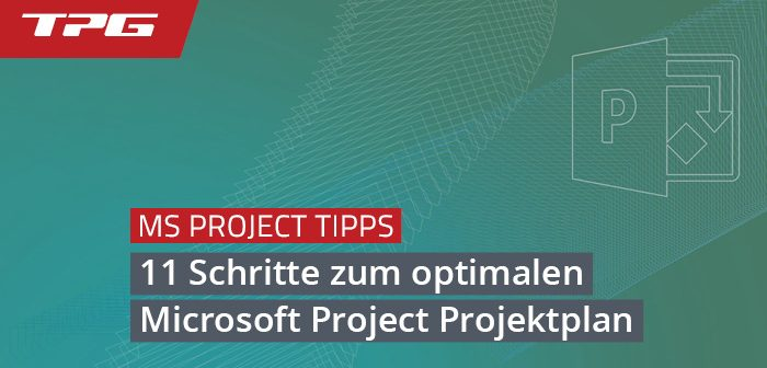 Header_11 Schritte zum optimalen Microsoft Project Projektplan