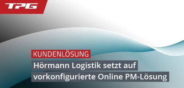 Header Hörmann Logistik Case Study