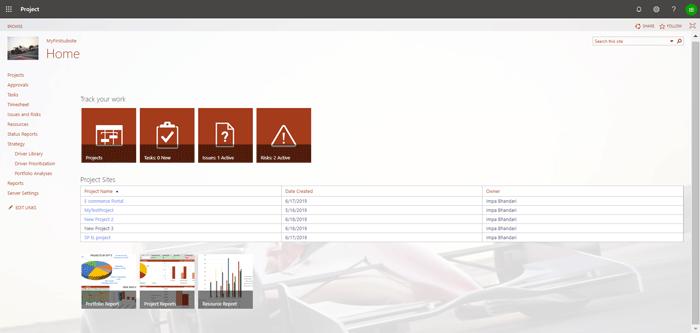 vorkonfigurierte Online PM-Lösung für Hörmann Logistik Dashboard