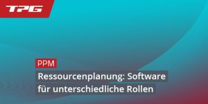 Header Ressourcenplanung Software