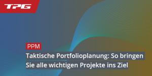 Portfolioplanung in Projekten