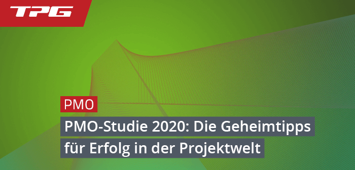 PMO-Studie 2020 TPG