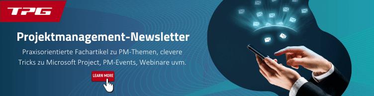 TPG InfoNews Projektmanagement Newsletter