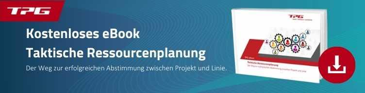 Kostenloses eBook Taktische Ressourcenplanung TPG The Project Group